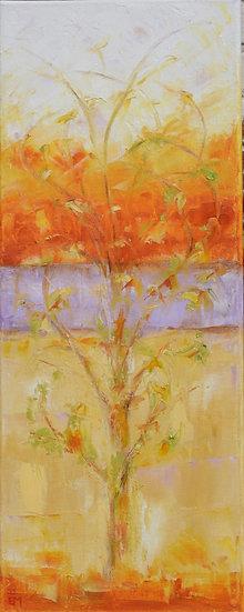 Glorious barren tree