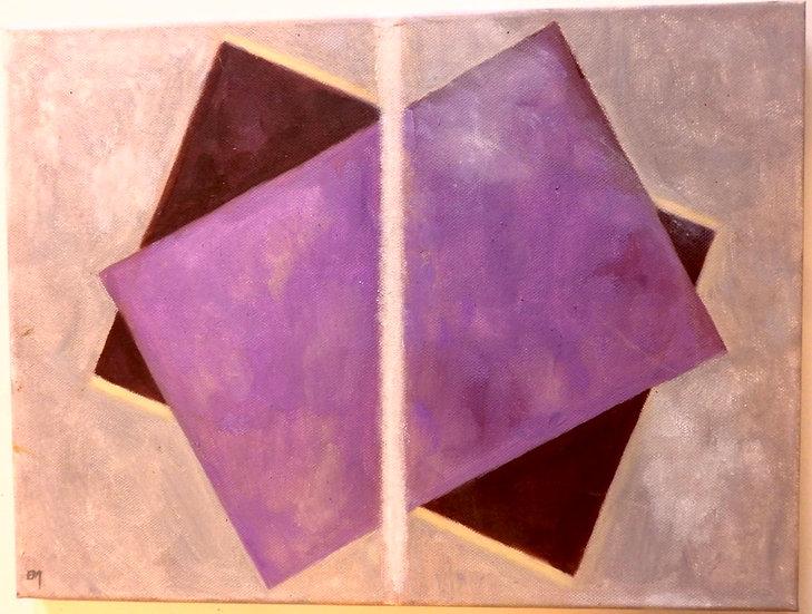 Purple & Black rectangles