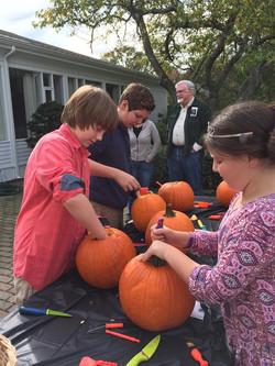 2 pumpkin carving 2016