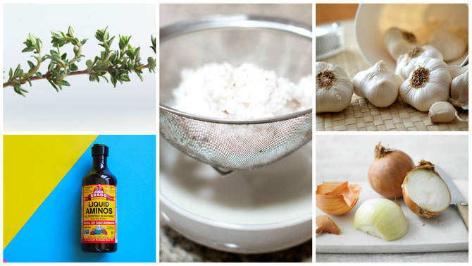 In Our Kitchen: Staples and Must-Haves