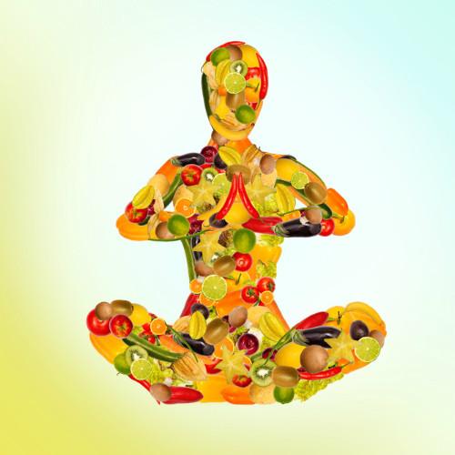 Listen: Mindfulness & Food w/ Ram Dass