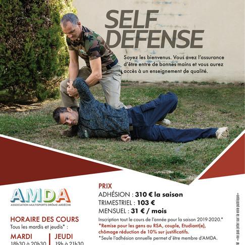 AMDA Defense 2019-2020