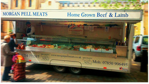 Morgan Pell Meats - local farm produce