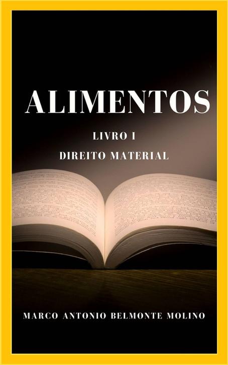 Alimentos - LIVRO I - Direito Material