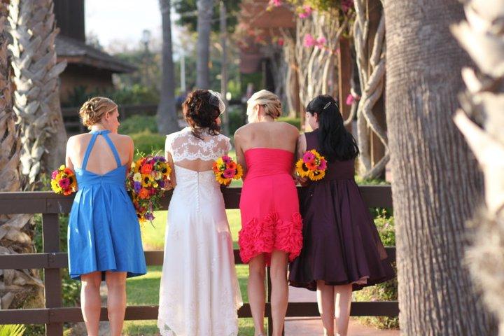 The Lewis Wedding