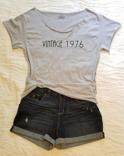 Vintage Year Tee