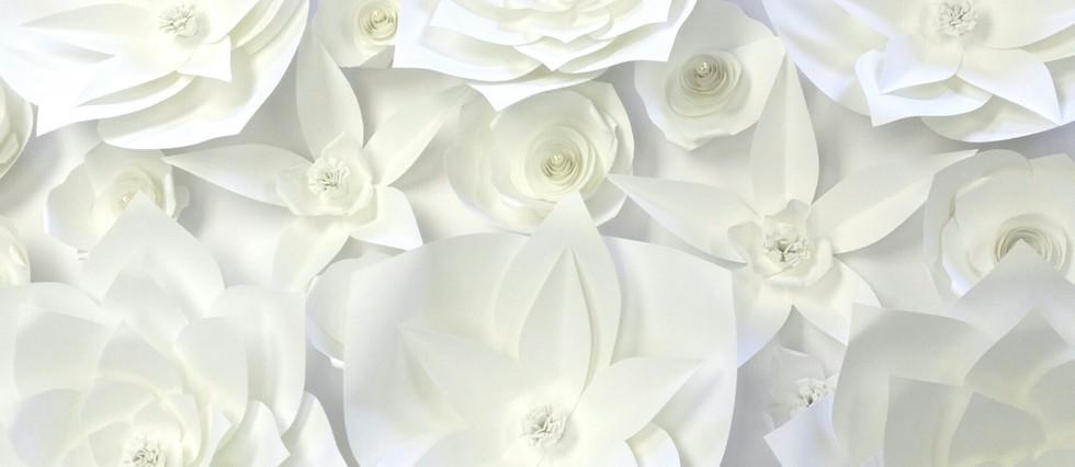 Custom Flower Canvas By MRM