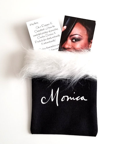 (4) Mini Gift Giving Bags (Personalize It)