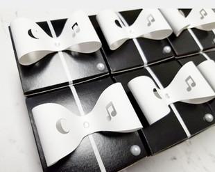 C Notes Favor Boxes