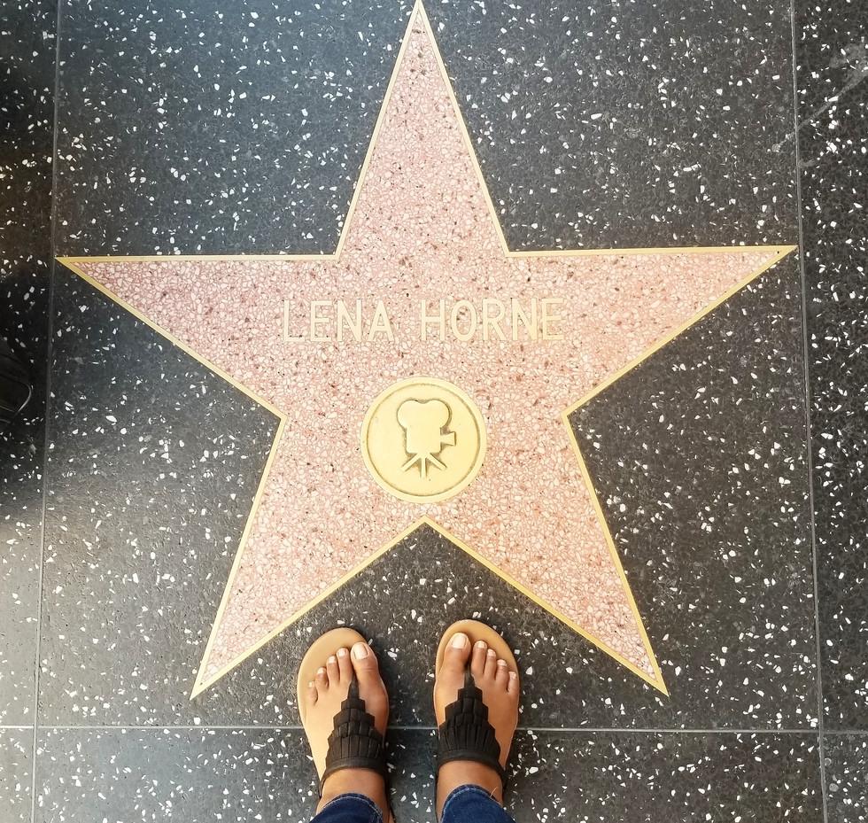 Lena Horne Hollywood Star