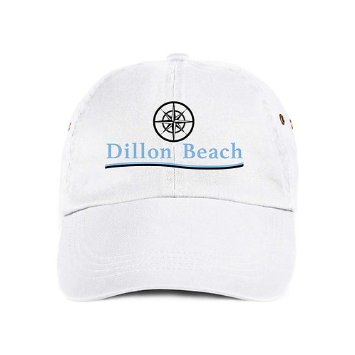 Dillon Beach Compass Cap