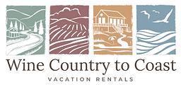 Wine Country to Coast Vacation Rentals Logo