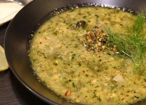 Market Minestrone ~ Seasonal Ingredients