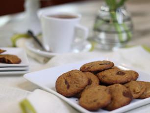 Chocolate Chip Cookies ~ Grain-free