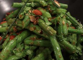 Crunchy Lemongrass Green Bean Salad