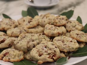 Savory Sage Pecan Biscuits