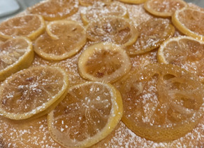 Lemon Olive Oil Cake