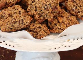 AmPm Cookies ~ Vegan