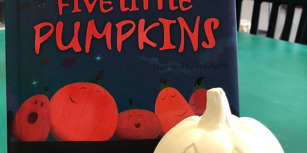 Pumpkin Read and Paint