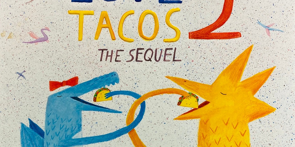 Art and Literature (Dragons Love Tacos)