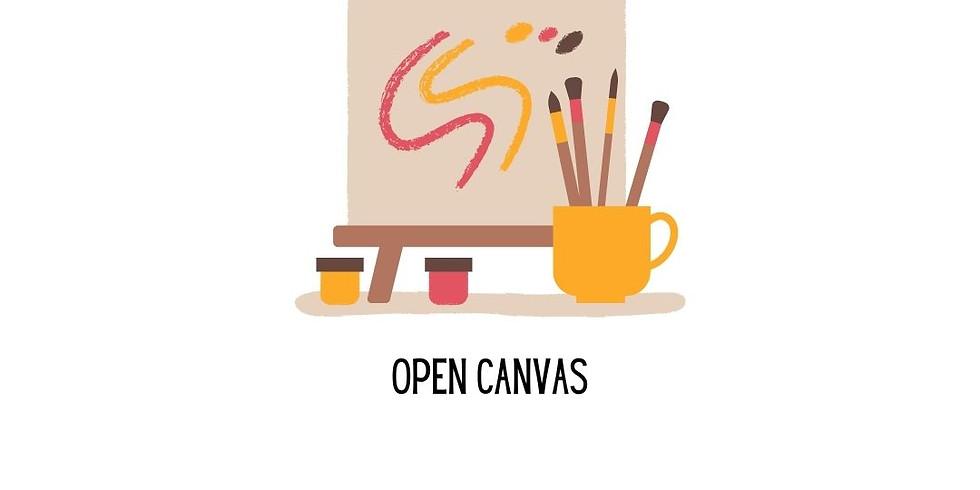 Open Canvas Night