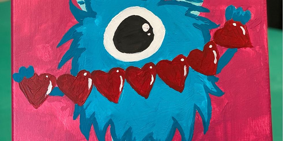 """Kids Sunday """"Monster Love"""""""