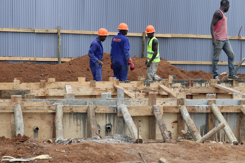 Ugandan Construction