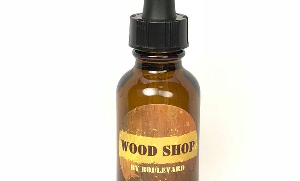 Wood Shop Beard Oil