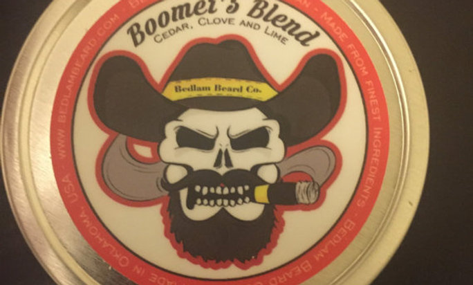 Boomers Blend Beard Balm
