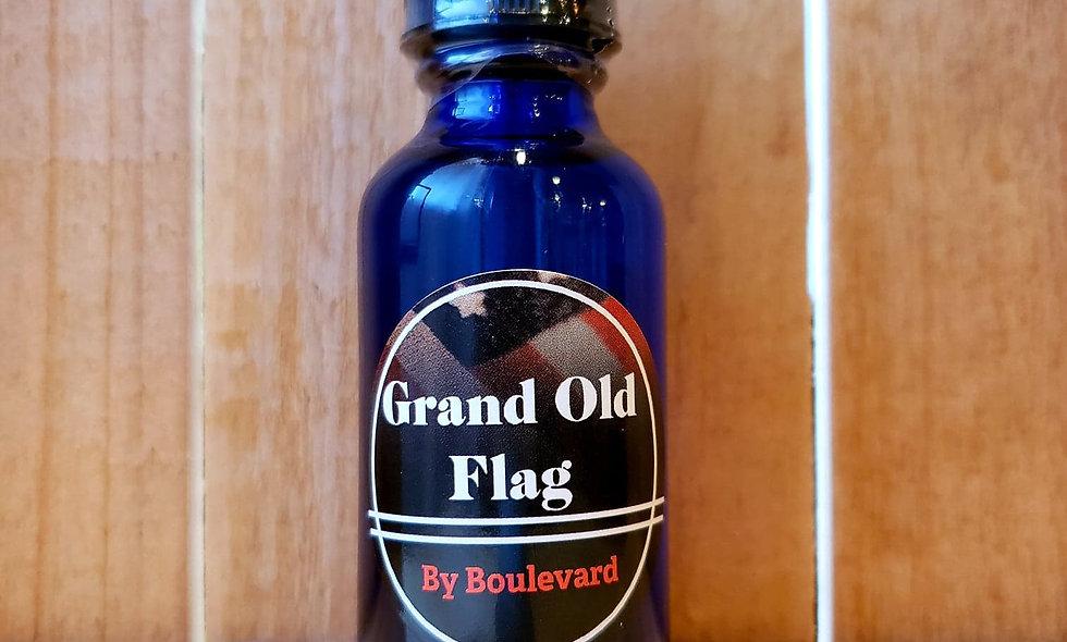 Grand Old Flag Beard Oil