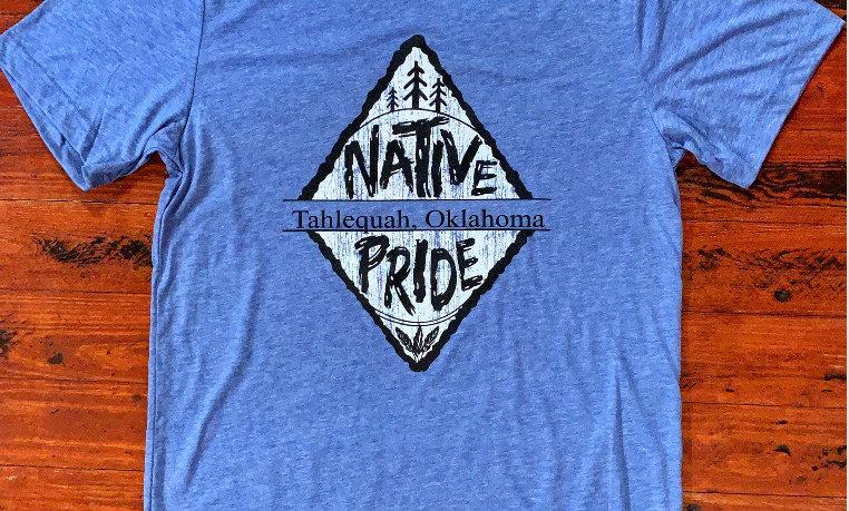 Native Pride tee