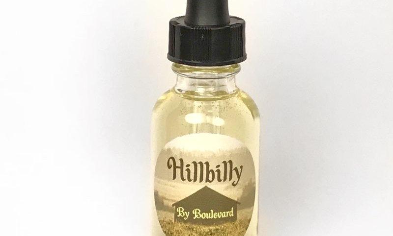 Hillbilly Beard Oil