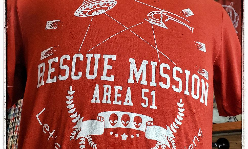 Area 51 Rescue Mission