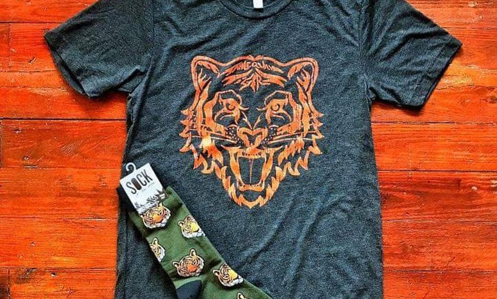 Tahlequah Tigers Shirt