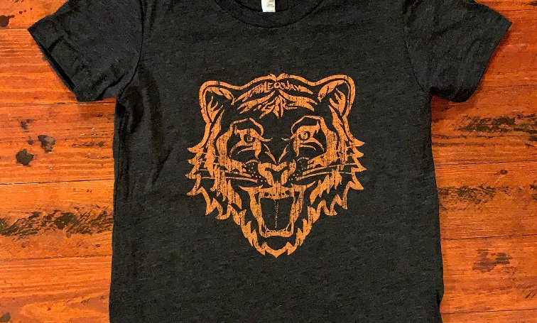 Tahlequah Tigers Youth tee
