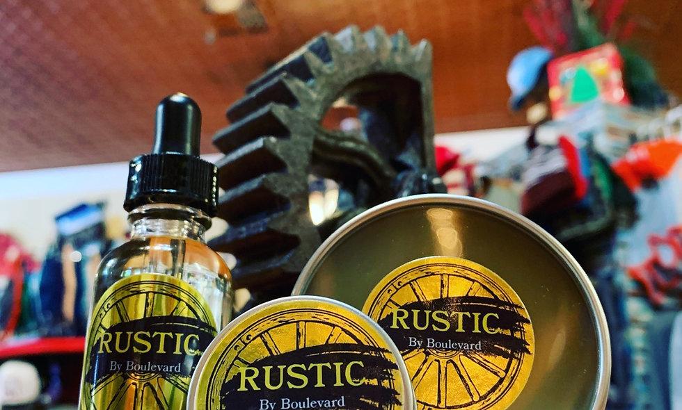 Rustic Beard Oil