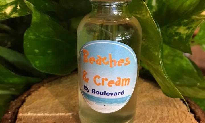 Beaches and Cream Beard Oil