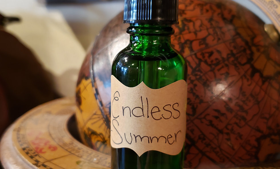 Endless Summer Beard Oil