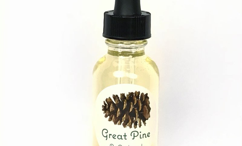 Great Pine Beard Oil