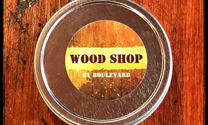 Wood Shop Beard Balm (2oz.)