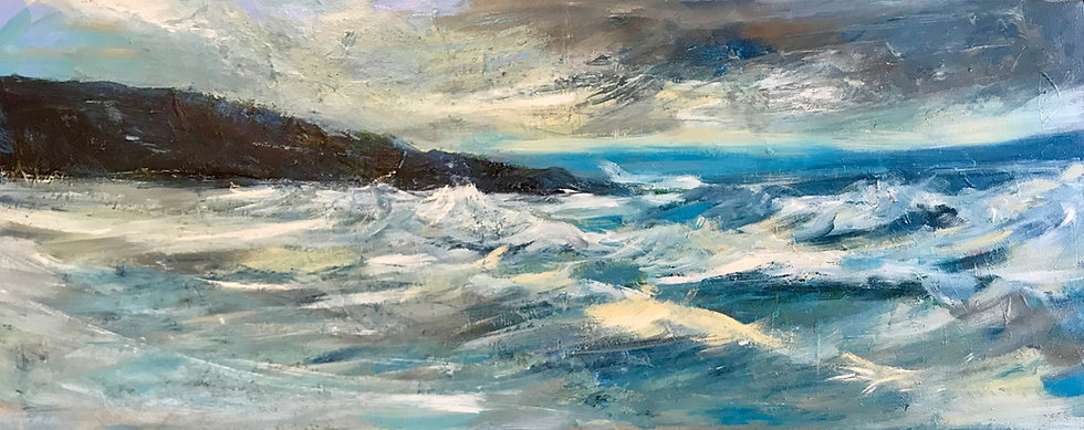 SOLD - Surging Sea