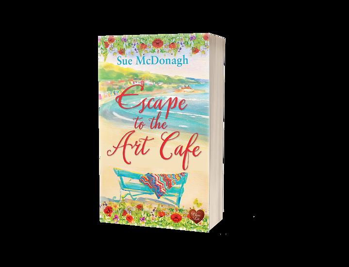Paperback, Escape to the Art Café