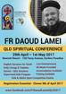 Fr. Daoud Lamei - QLD 2017