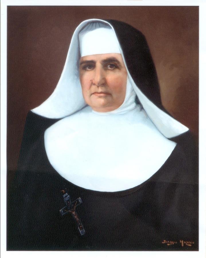 Madre Assunta retrato 2