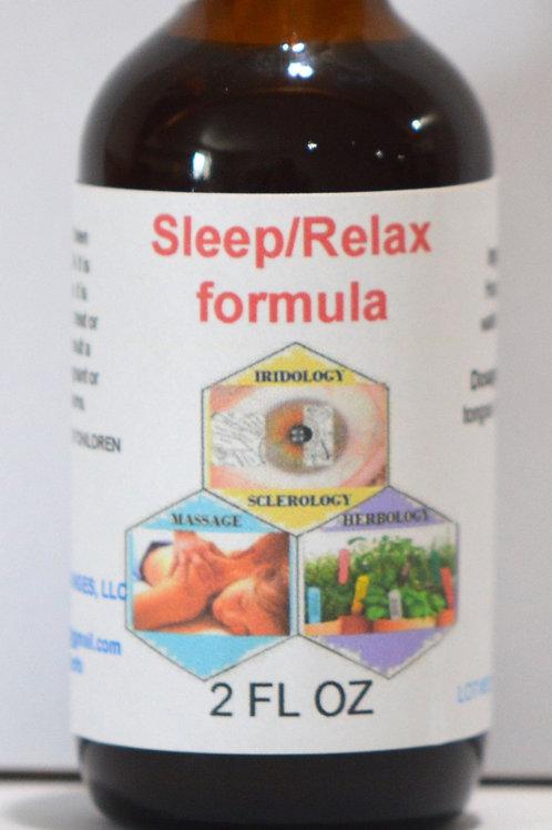 Sleep/ Relax Formula 2 oz