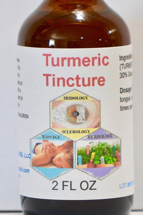 Turmeric Tincture 2 oz