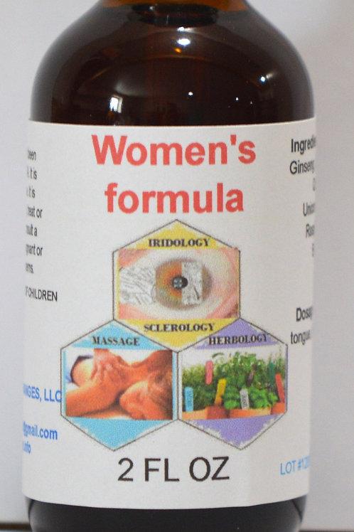Women's Formula 2 oz