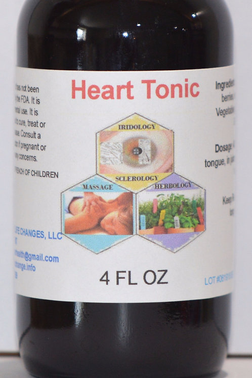 Hawthorn Berry Heart tonic