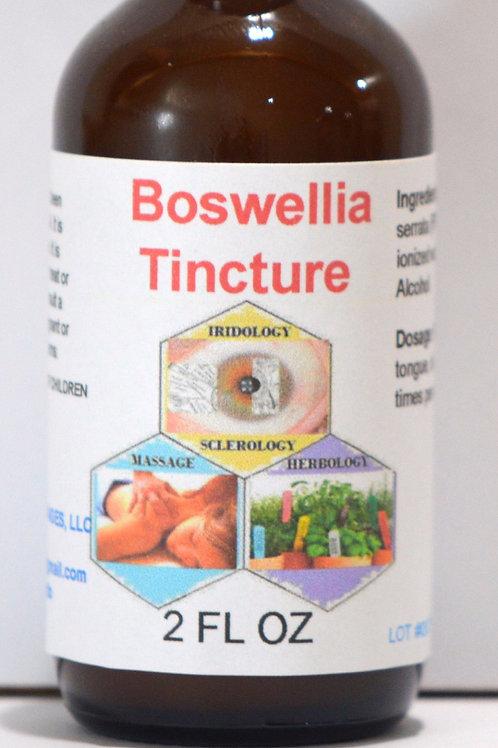 Boswellia Tincture 2 oz