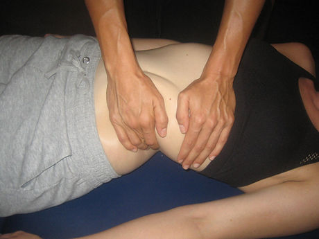 Physiotherapie in Klagenfurt - Behandlung Kreuzschmerzen